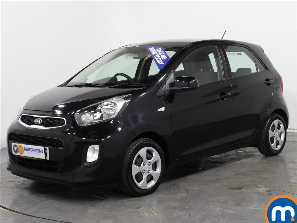 KIA Picanto 1 Air - Stock Number (989505) - Passenger side front corner