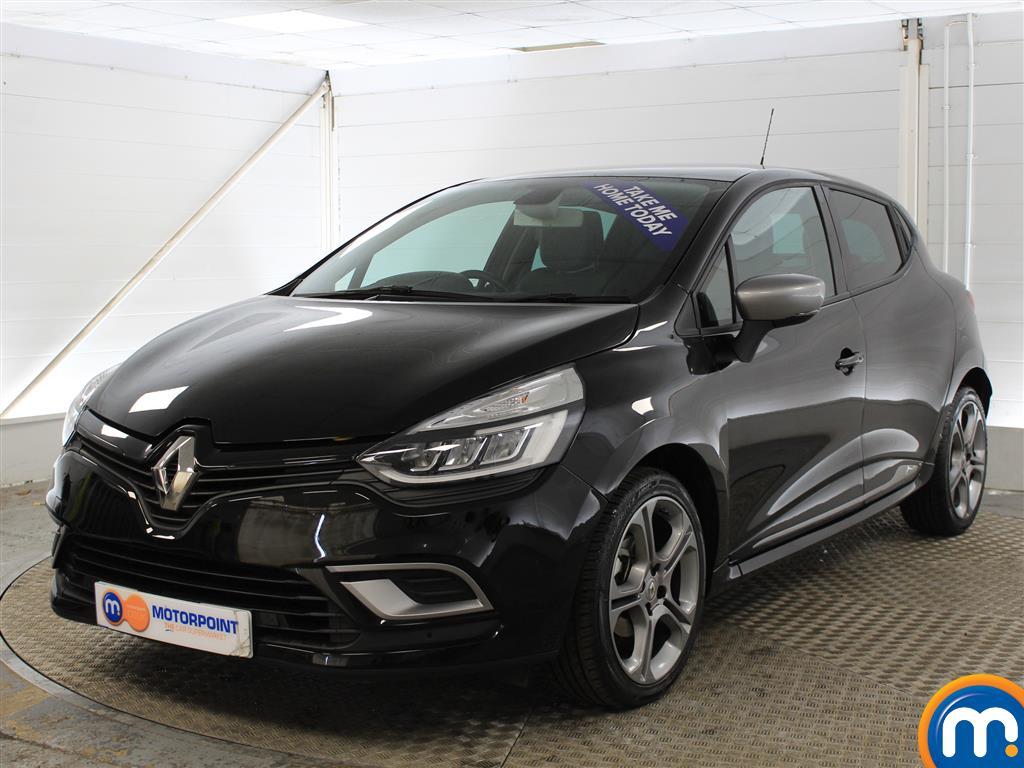 Renault Clio Signature Nav - Stock Number (985558) - Passenger side front corner