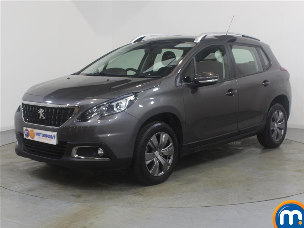 Peugeot 2008 Active - Stock Number (990325) - Passenger side front corner