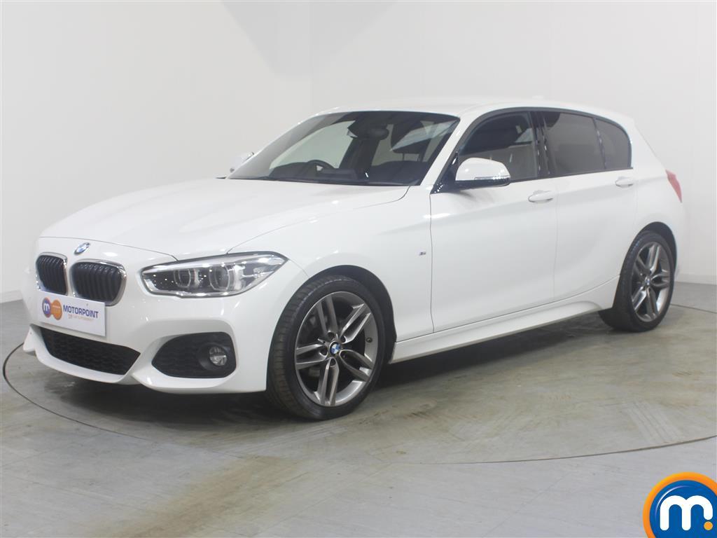 BMW 1 Series M Sport - Stock Number (987264) - Passenger side front corner