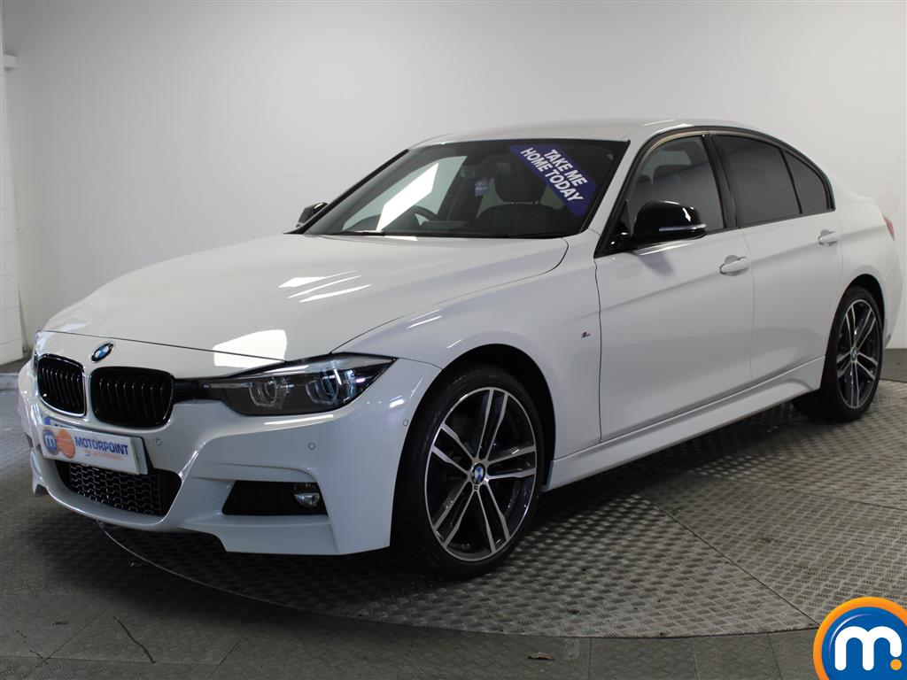 BMW 3 Series M Sport Shadow Edition - Stock Number (980493) - Passenger side front corner