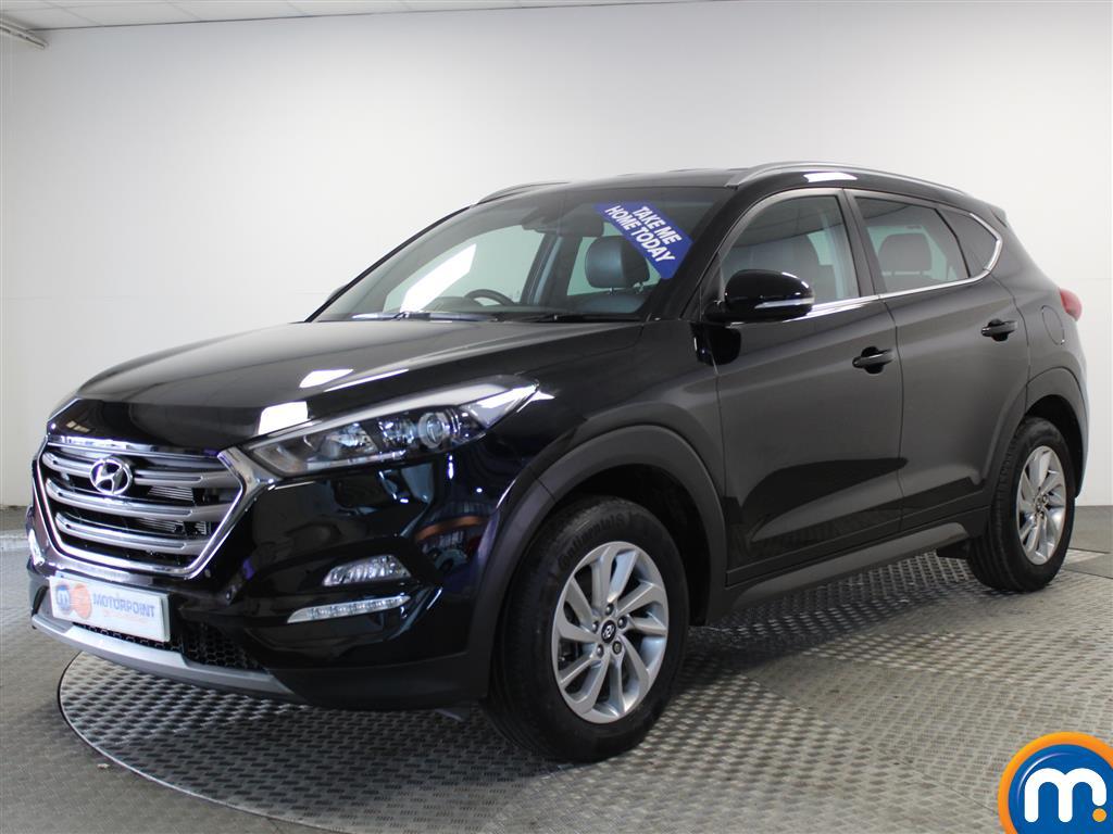 Hyundai Tucson Premium - Stock Number (983798) - Passenger side front corner