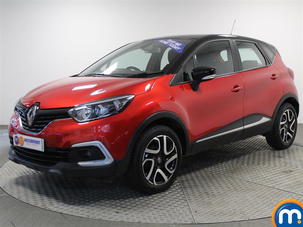 Renault Captur Dynamique Nav - Stock Number (981351) - Passenger side front corner