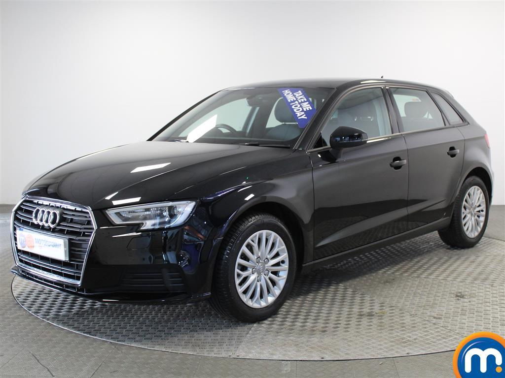 Audi A3 SE Technik - Stock Number (981210) - Passenger side front corner