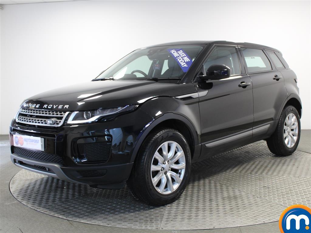Land Rover Range Rover Evoque SE - Stock Number (981861) - Passenger side front corner