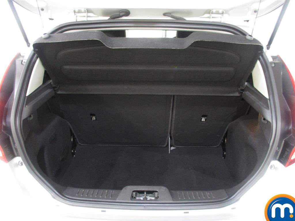 Ford Fiesta Zetec Manual Petrol Hatchback - Stock Number (986224) - 5th supplementary image