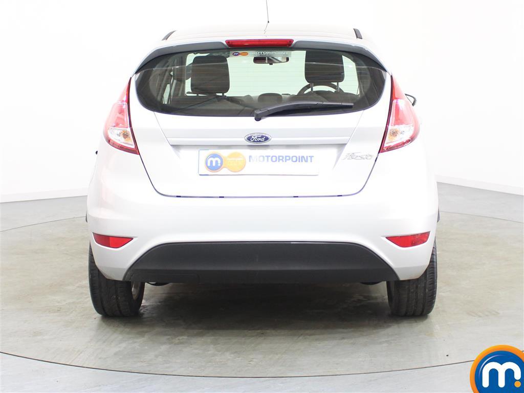 Ford Fiesta Zetec Manual Petrol Hatchback - Stock Number (986224) - Rear bumper