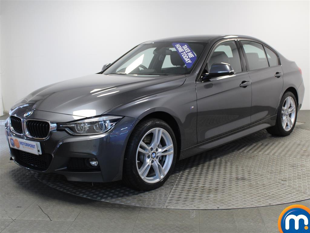 BMW 3 Series M Sport - Stock Number (976883) - Passenger side front corner