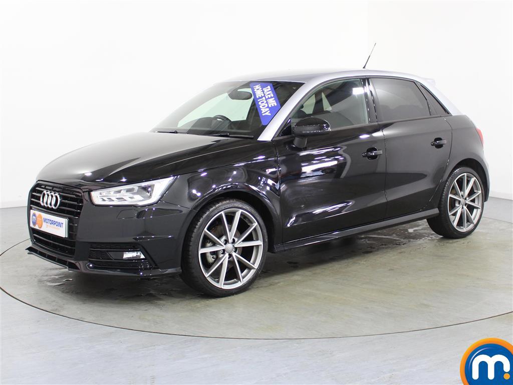 Audi A1 Black Edition Nav - Stock Number (987178) - Passenger side front corner