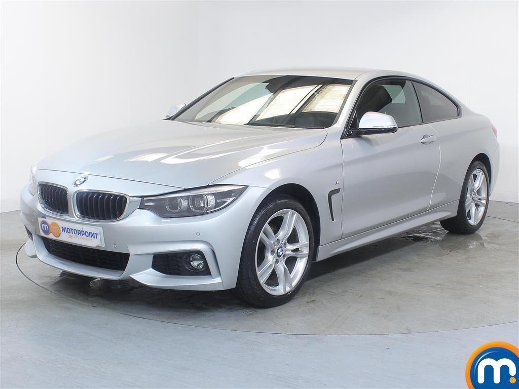 BMW 4 Series M Sport - Stock Number (981878) - Passenger side front corner