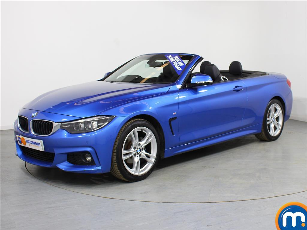 BMW 4 Series M Sport - Stock Number (982389) - Passenger side front corner