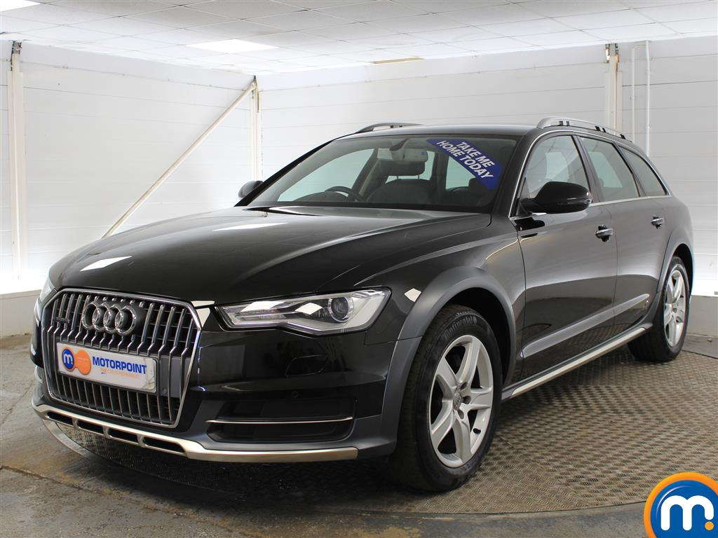 Audi A6 Allroad 3.0 TDI 272 Quattro 5dr S Tronic - Stock Number (987636) - Passenger side front corner