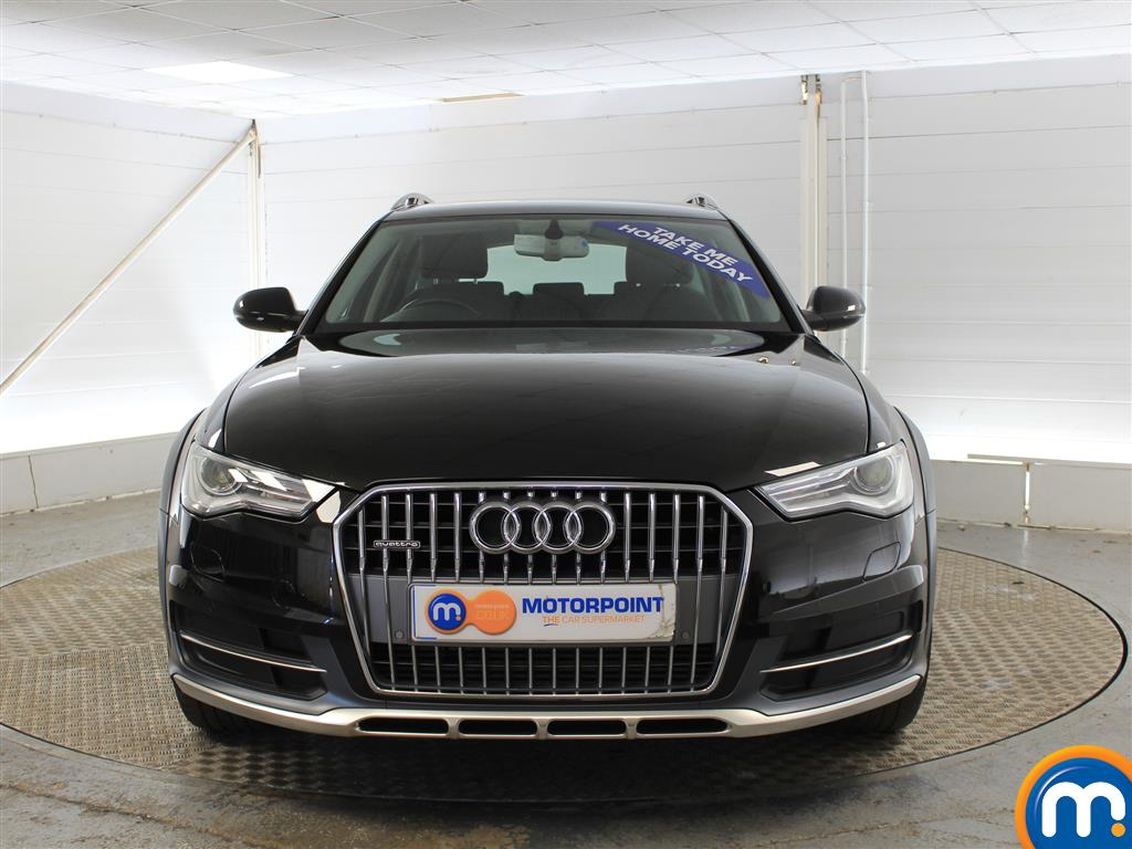 Audi A6 Allroad 3.0 Tdi 272 Quattro 5Dr S Tronic Automatic Diesel Estate - Stock Number (987636) - Front bumper