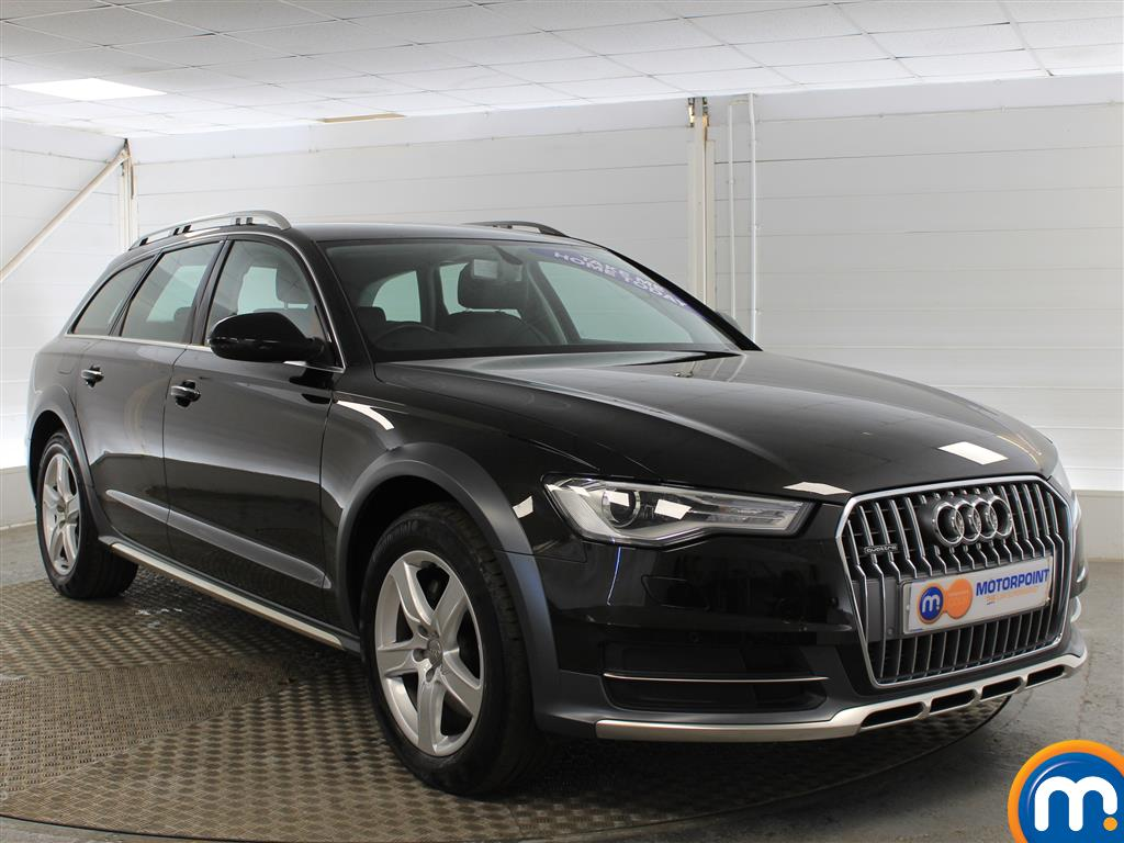 Audi A6 Allroad 3.0 Tdi 272 Quattro 5Dr S Tronic Automatic Diesel Estate - Stock Number (987636) - Drivers side front corner