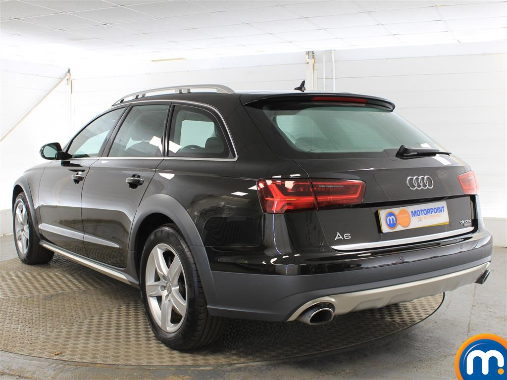 Audi A6 Allroad 3.0 Tdi 272 Quattro 5Dr S Tronic Automatic Diesel Estate - Stock Number (987636) - Passenger side rear corner