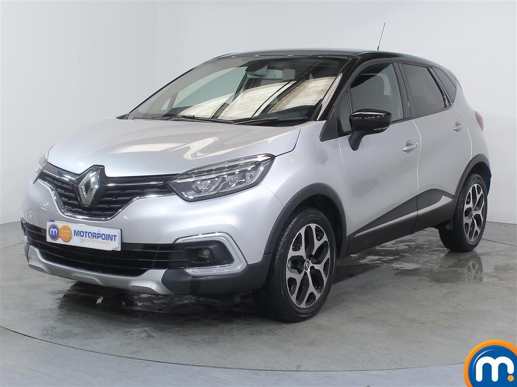 Renault Captur Signature X Nav - Stock Number (981366) - Passenger side front corner