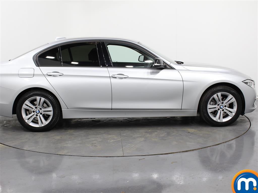 BMW 3 Series Sport Automatic Petrol Saloon - Stock Number (987544) - Drivers side