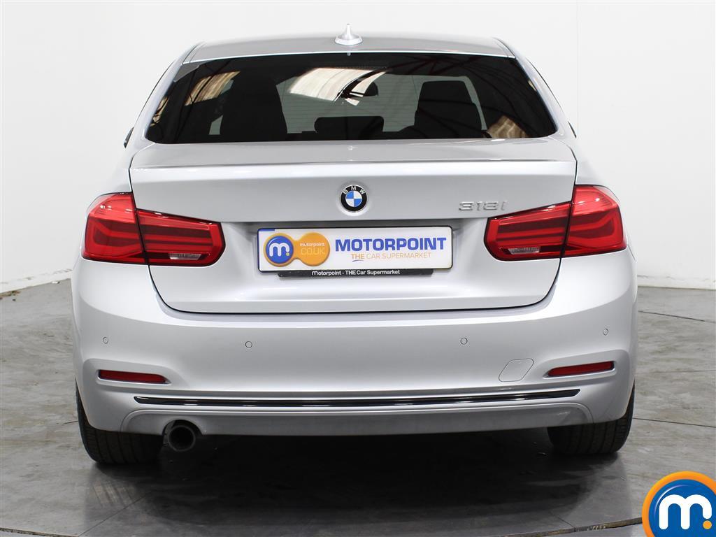 BMW 3 Series Sport Automatic Petrol Saloon - Stock Number (987544) - Rear bumper