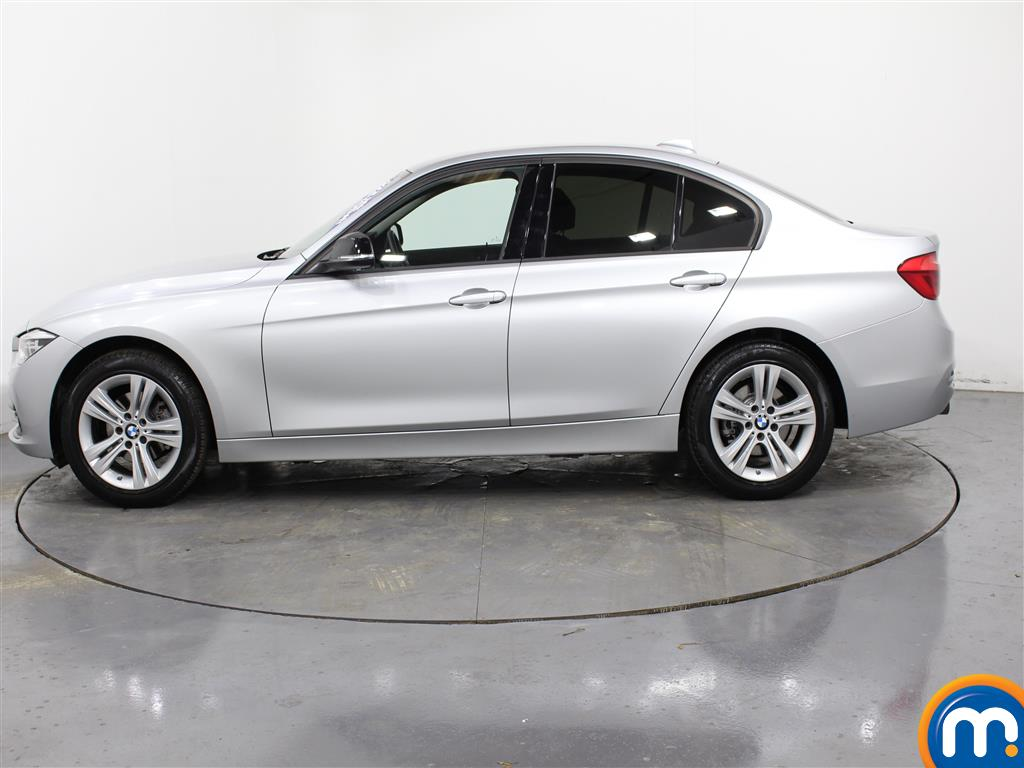BMW 3 Series Sport Automatic Petrol Saloon - Stock Number (987544) - Passenger side