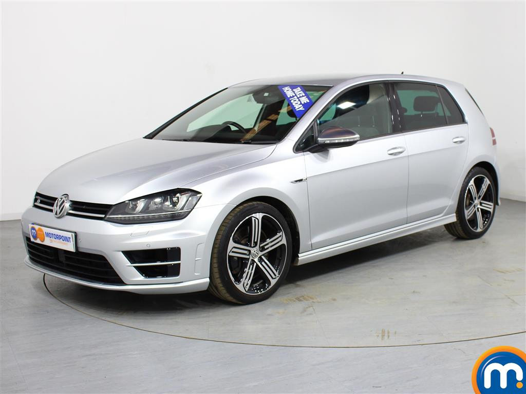 Volkswagen Golf R - Stock Number (988843) - Passenger side front corner