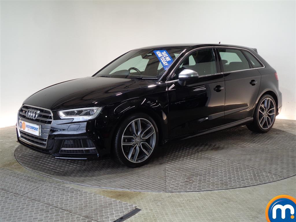 Audi A3 S3 - Stock Number (974104) - Passenger side front corner