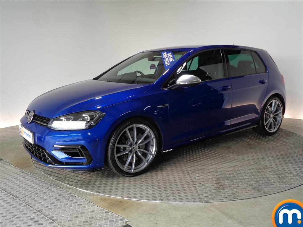 Volkswagen Golf R - Stock Number (987830) - Passenger side front corner