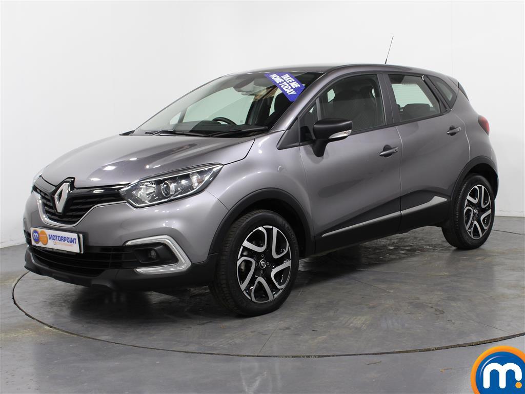 Renault Captur Dynamique Nav - Stock Number (981339) - Passenger side front corner