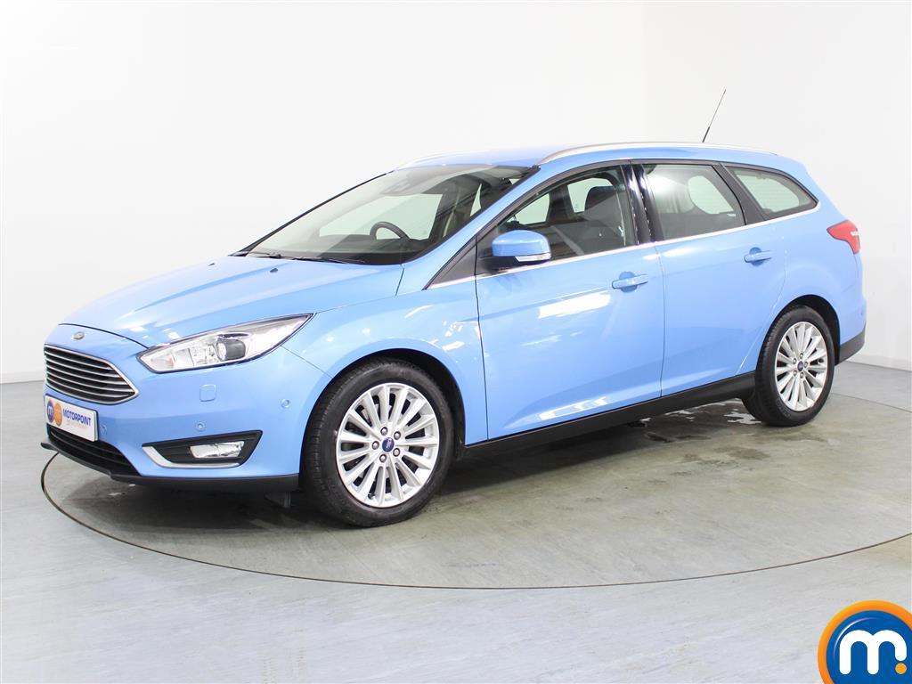 Ford Focus Titanium X - Stock Number (989535) - Passenger side front corner