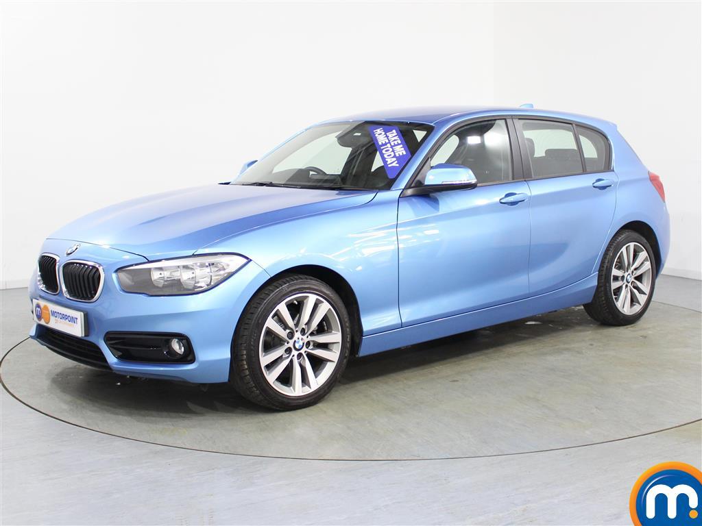 BMW 1 Series Sport - Stock Number (980972) - Passenger side front corner