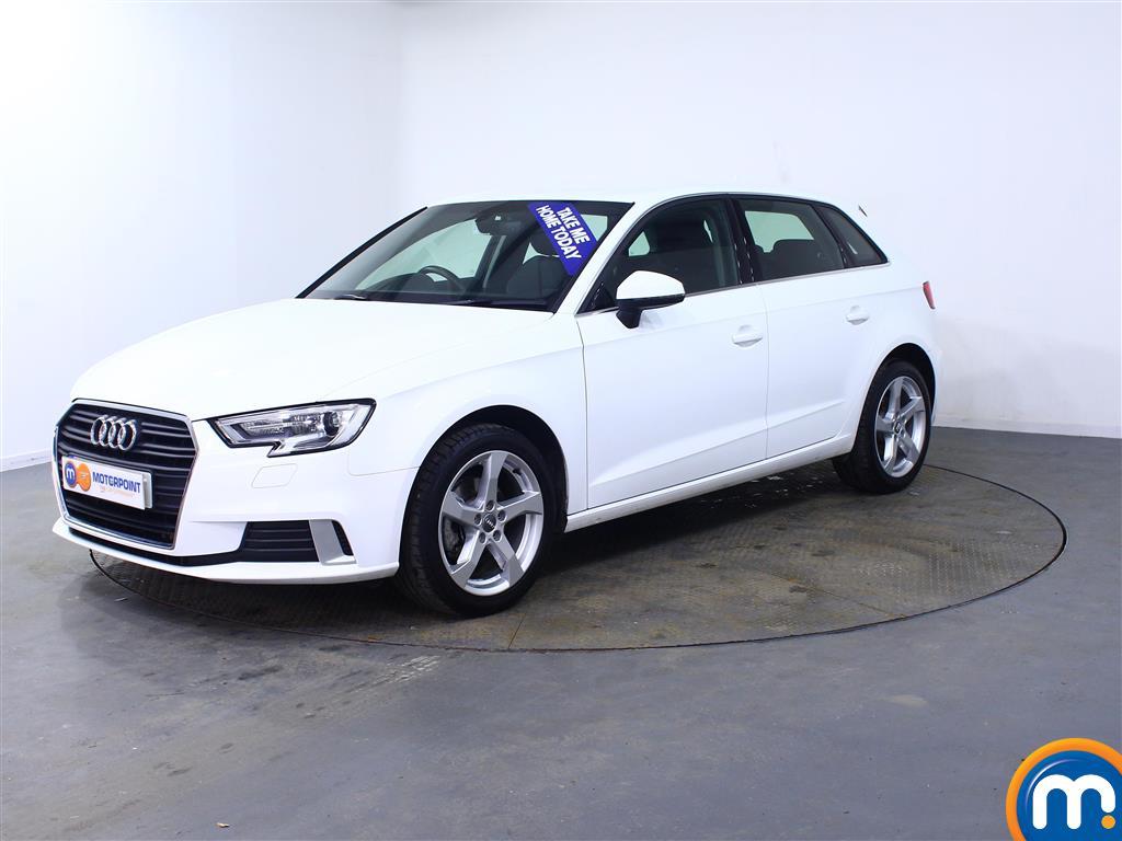 Audi A3 Sport - Stock Number (987614) - Passenger side front corner