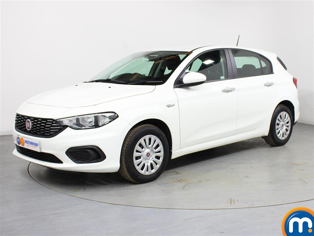 Fiat Tipo Easy - Stock Number (980144) - Passenger side front corner
