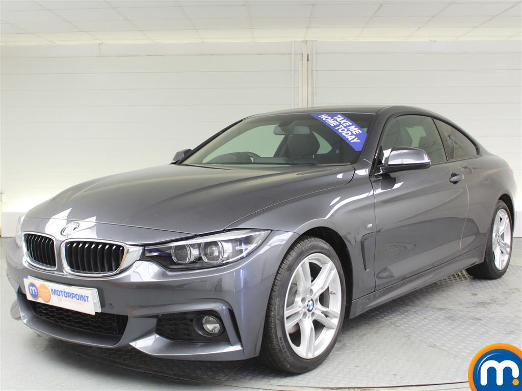 BMW 4 Series M Sport - Stock Number (985810) - Passenger side front corner
