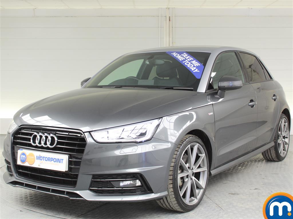 Audi A1 Black Edition Nav - Stock Number (981100) - Passenger side front corner