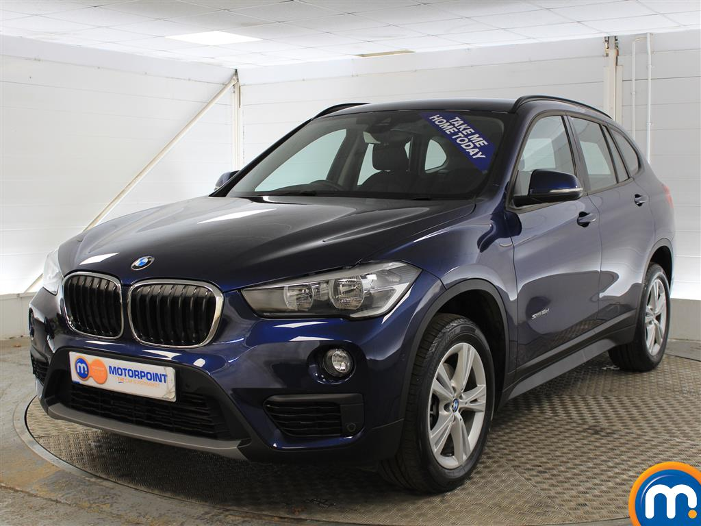 BMW X1 SE - Stock Number (992062) - Passenger side front corner