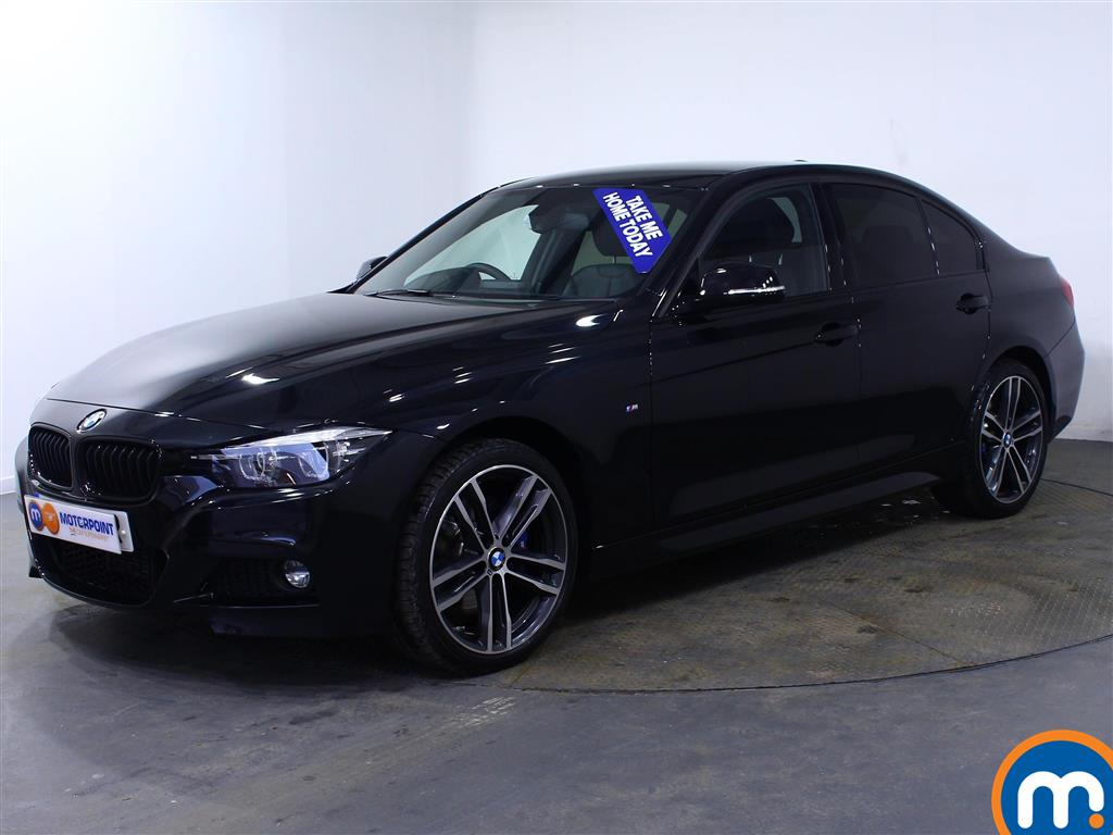 BMW 3 Series M Sport Shadow Edition - Stock Number (990357) - Passenger side front corner