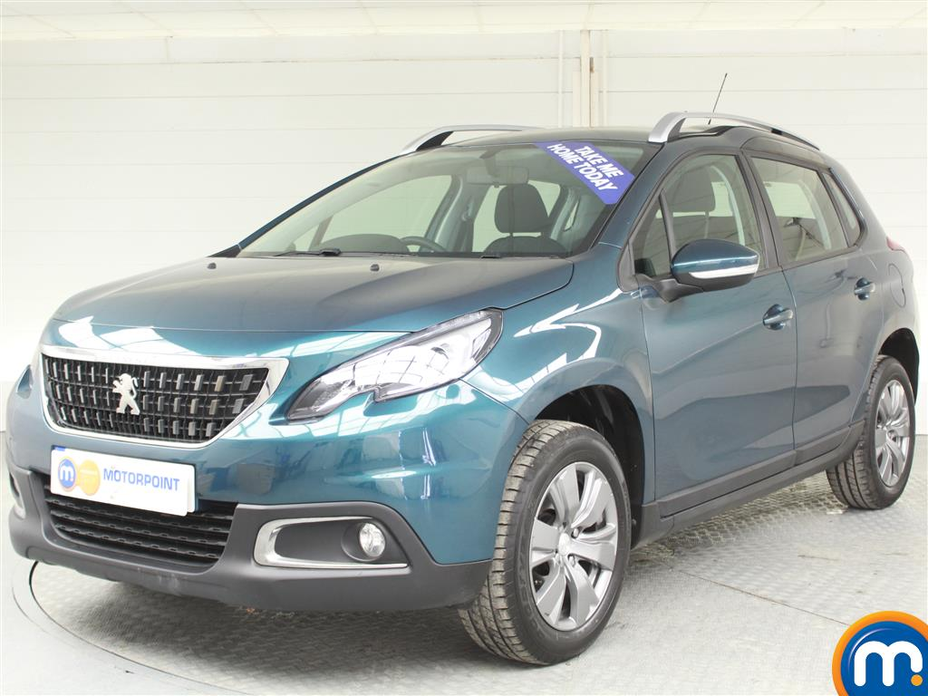 Peugeot 2008 Active - Stock Number (988685) - Passenger side front corner