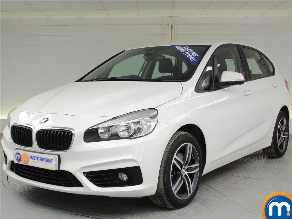 BMW 2 Series Sport - Stock Number (963614) - Passenger side front corner