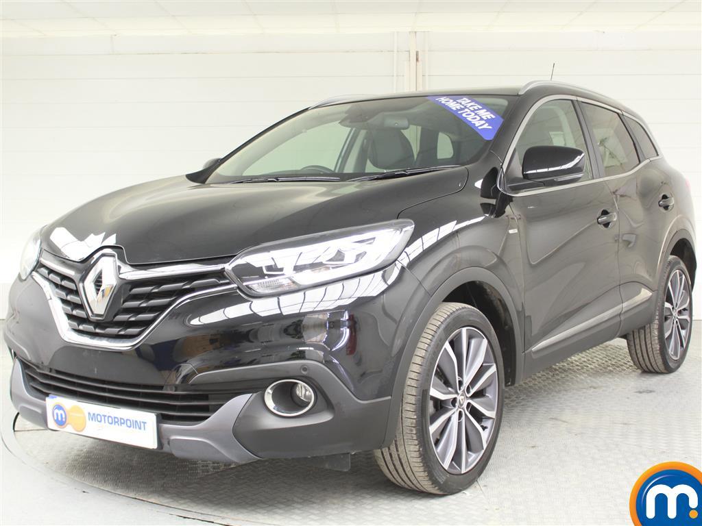 Renault Kadjar Signature Nav - Stock Number (984501) - Passenger side front corner
