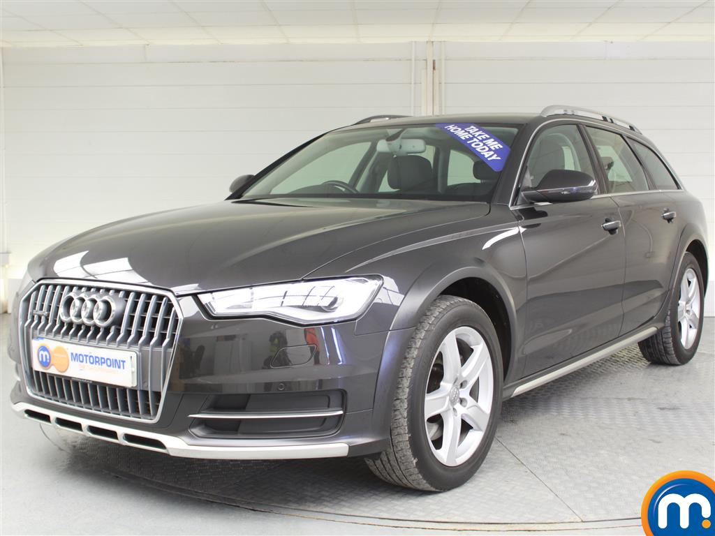 Audi A6 Allroad 3.0 TDI 272 Quattro 5dr S Tronic - Stock Number (991917) - Passenger side front corner