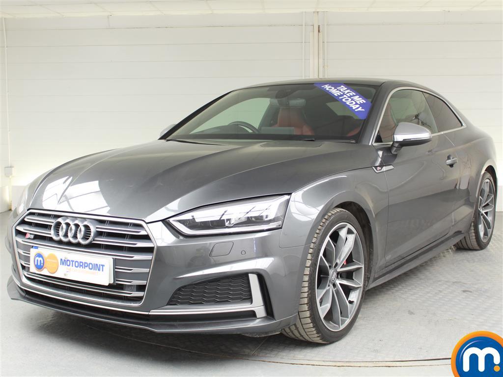 Audi A5 S5 - Stock Number (987537) - Passenger side front corner