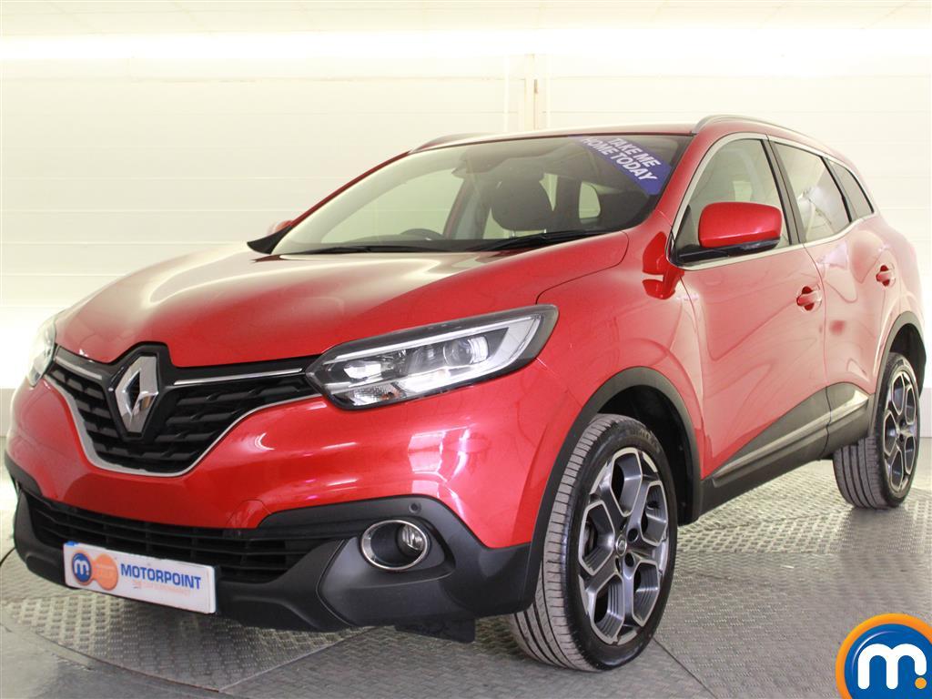 Renault Kadjar Dynamique Nav - Stock Number (990307) - Passenger side front corner