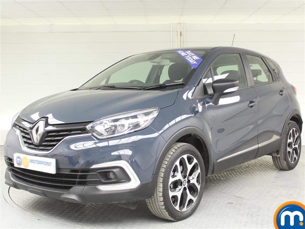 Renault Captur Dynamique Nav - Stock Number (981340) - Passenger side front corner