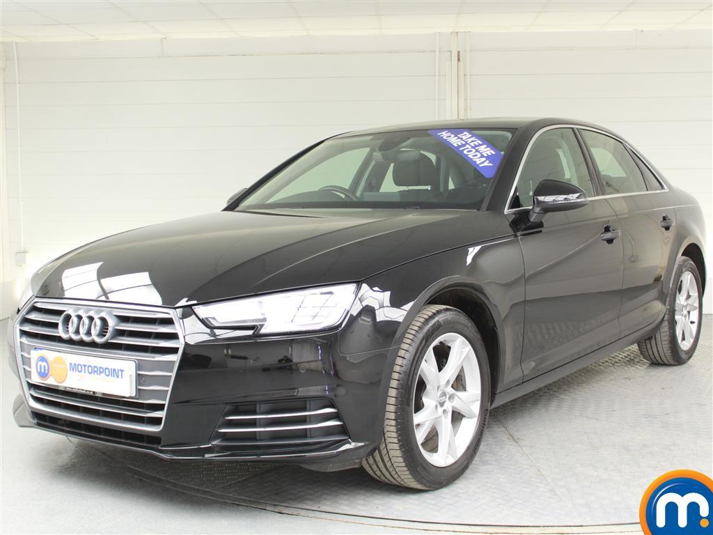 Audi A4 Sport - Stock Number (989595) - Passenger side front corner