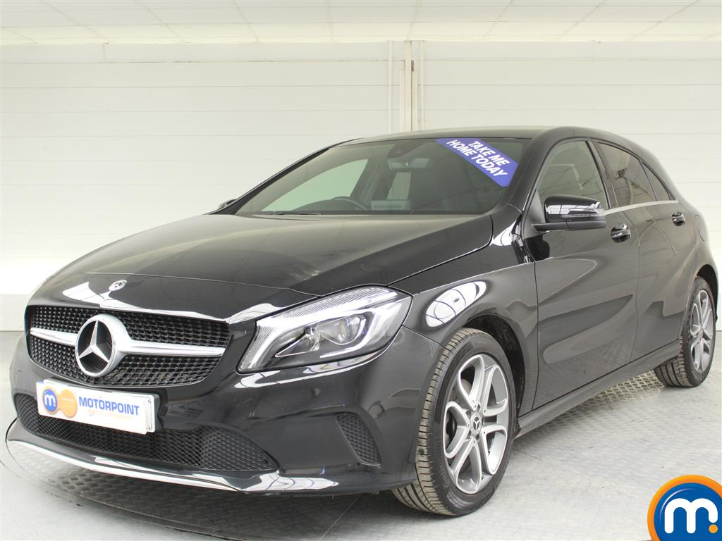 Mercedes-Benz A Class Sport Edition - Stock Number (988473) - Passenger side front corner