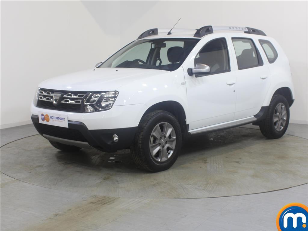 Dacia Duster Laureate - Stock Number (987272) - Passenger side front corner