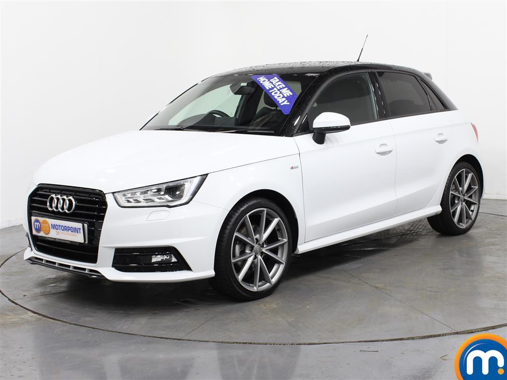 Audi A1 Black Edition Nav - Stock Number (987213) - Passenger side front corner