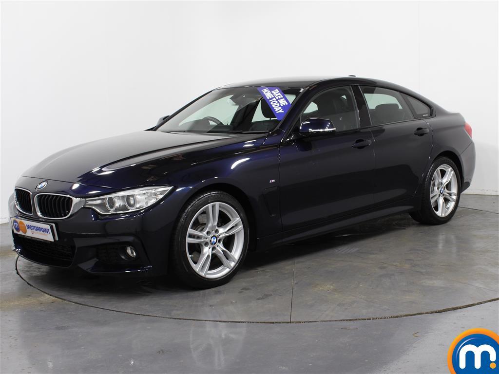 BMW 4 Series M Sport - Stock Number (986476) - Passenger side front corner