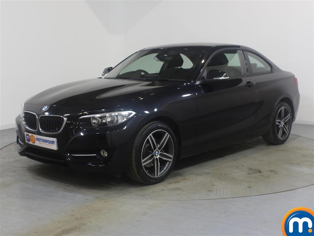 BMW 2 Series Sport - Stock Number (985136) - Passenger side front corner