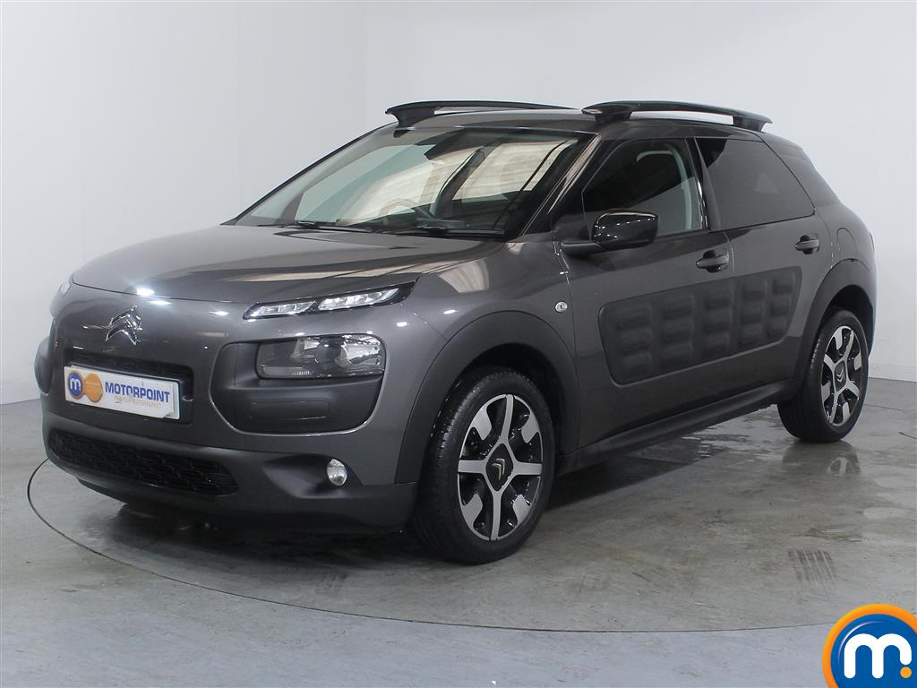 Citroen C4 Cactus Flair - Stock Number (986396) - Passenger side front corner