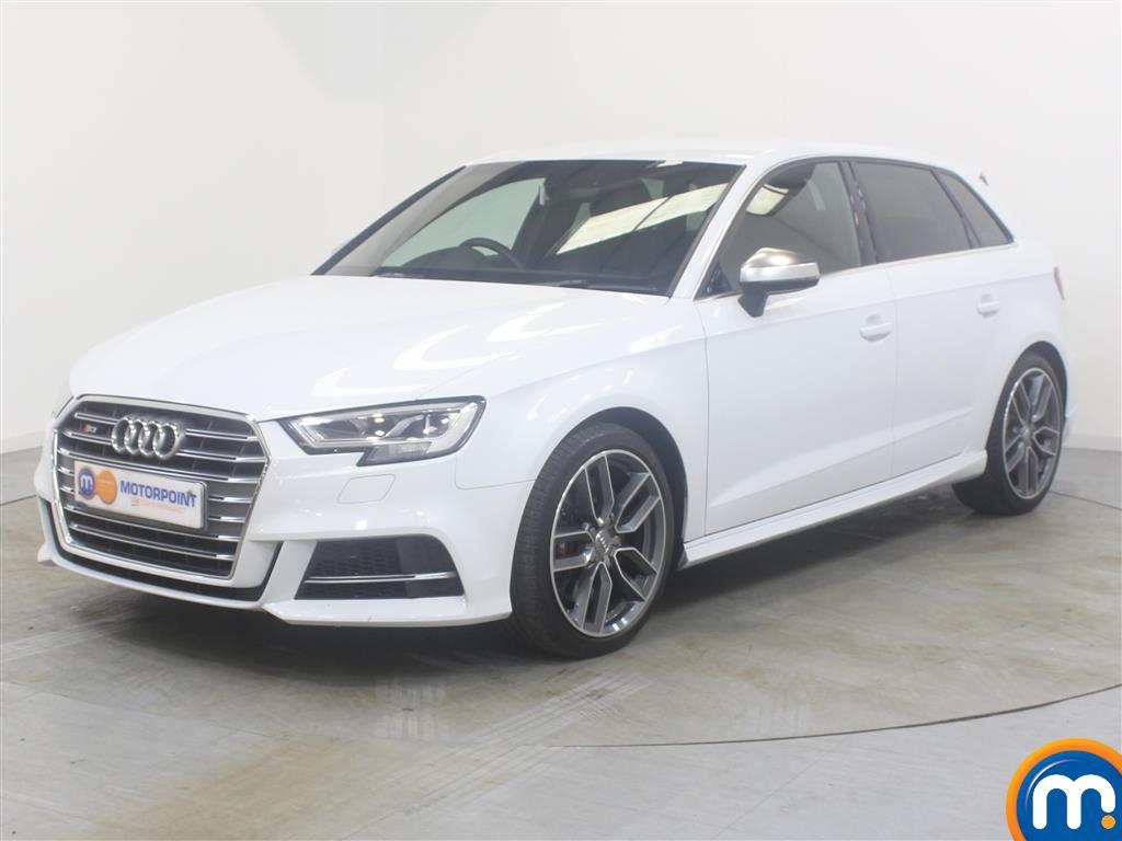 Audi A3 S3 - Stock Number (989648) - Passenger side front corner